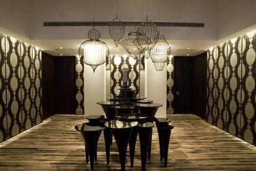 酒店装修客房走廊设计上的细节
