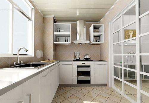 家居厨房风水的颜色,白色怎么样?